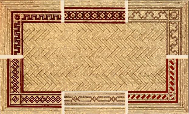 Wooden Floor Borders